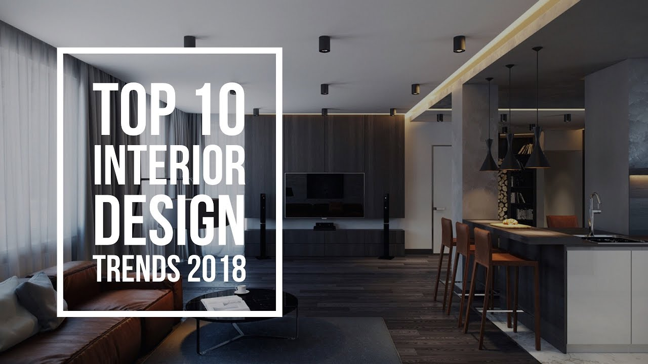 Superb Interior Design Trends 2018