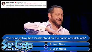 Amputee contestant on Who Wants To Be a Millionaire? bags £125K