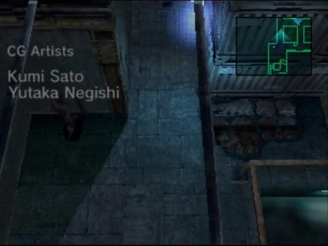 Jouez à Metal Gear Solid sur Sony Playstation grâce à nos bartops et consoles retrogaming