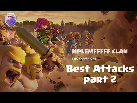 CWC BEST ATTACKS | PART 2