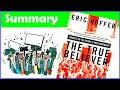 The True Believer by Eric Hoffer | Animated Book Summary