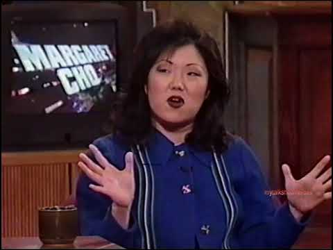 MARGARET CHO - HILARIOUS INTERVIEW