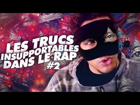 LES TRUCS INSUPPORTABLES DANS LE RAP #2 - MASKEY