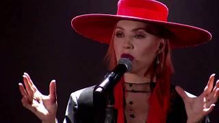 Polina - «Book of Love» - выступление на премии Женщина года Glamour 2017.