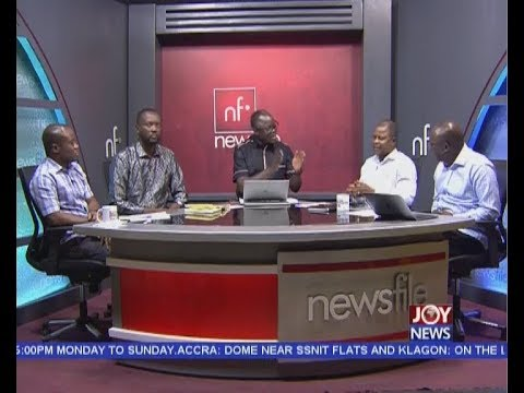 #Newsfile Full Discussion  - Joy News (1-2-20)