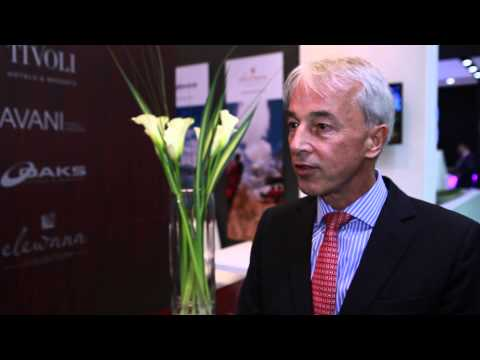 ATM 2015: Michael Marshall, chief commercial officer, Minor Hotel Group