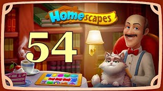 HomeScapes level 54