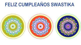 Swastika   Indian Designs - Happy Birthday