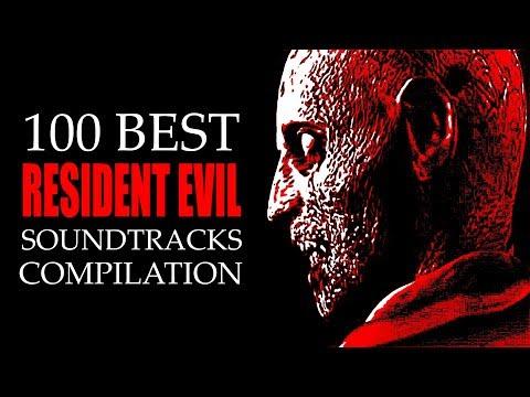 Resident Evil - 100 Best Soundtracks Compilation (1996-2017)