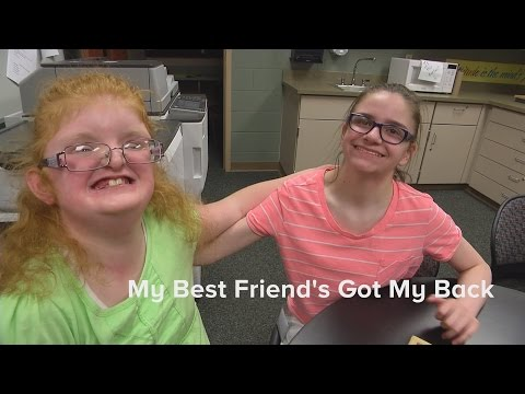 Anna & Grace  - Best Friends  |  Cincinnati Children's