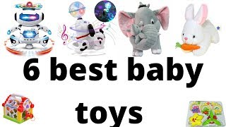 6 best baby toys