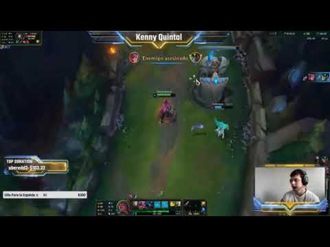 Exchange LOL with everyone 09082019 #2- Kenny Quintal