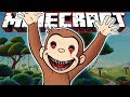 Minecraft | Evil Curious George