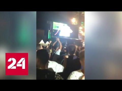 Давка на концерте в Алжире унесла жизни 5 человек - Россия 24
