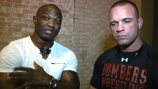 Shelton Benjamin & Charlie Haas on Kevin Owens, WWE Return Rumors & Finn Balor