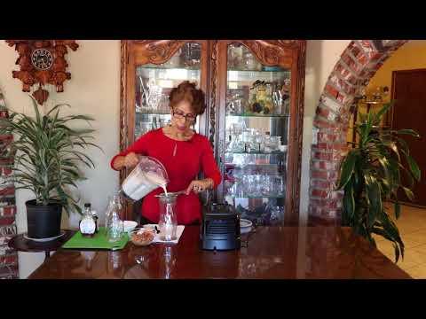 !!!!Aprende a preparar la leche de almendra en casa!!!!