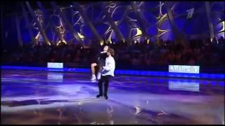 Шоу Ледниковый период 2013  6 й выпуск  Юлия Зимина и Петр Чернышев