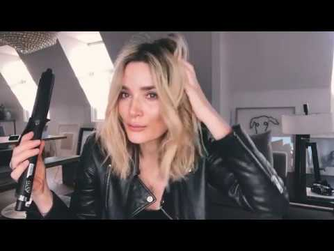 GET READY WITH CAMILLA PIHL: RELAXED EVERYDAY CURLS