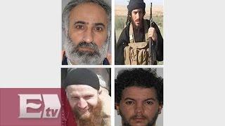 EU ofrece recompensa de 20 mdd por líderes del Estado Islámico/ Global