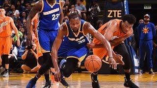 Phoenix Suns vs Golden State Warriors   Full Highlights   November 13, 2016   2016-17 NBA Season