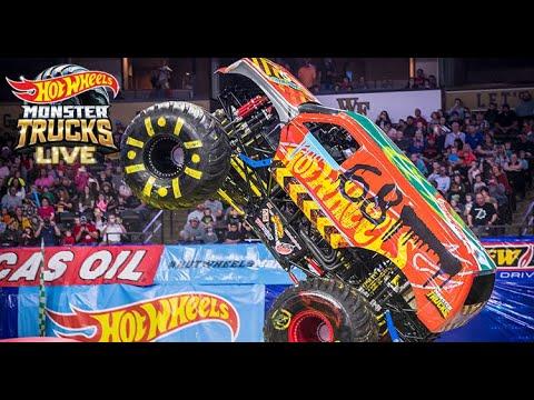 Hot Wheels Monster Truck Live - St. Louis, Mo Jan 2020