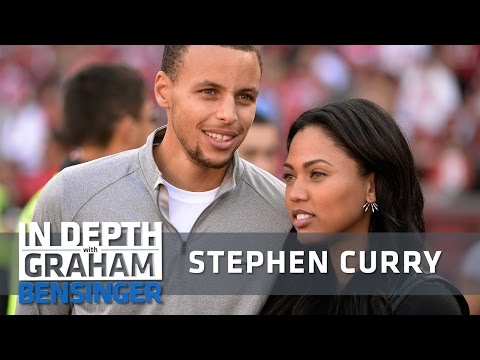 Stephen Curry on marrying at 23