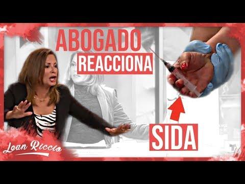 ABOGADO REACCIONA A CASO CERRADO 'Te quiero pegar el SIDA'