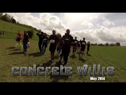 Concrete Willis Tough Mudder May 2014