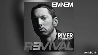 Eminem - 'River' ft. Ed Sheeran (Single Promo) (Revival)