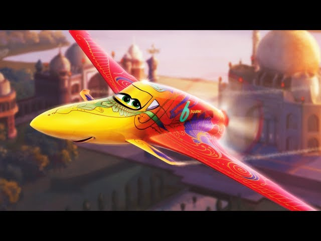 Planes Trailer 2013 Disney Movie - Official [HD] Travel Video