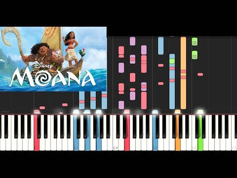 Moana - How Far I'll Go (EPIC IMPOSSIBLE REMIX ) MASTERPIECE ENDING