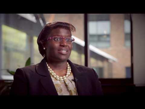 Jobs At BNSF: Kamilah Edwards, Marketing Manager