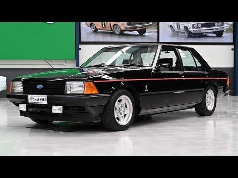 1981 Ford XD Fairmont ESP 4.1 Sedan - 2019 Shannons Melbourne Summer Classic Auction