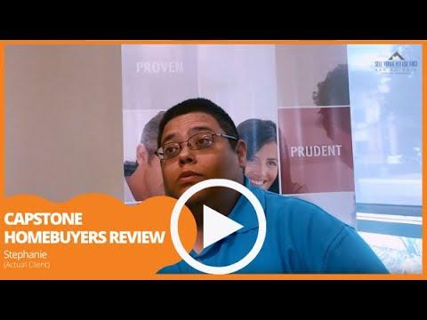 Capstone Homebuyers - We Buy Houses San Antonio Testimonial Video