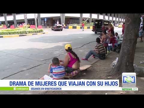 Cada día llegan 400 venezolanos a Cali, según las autoridades