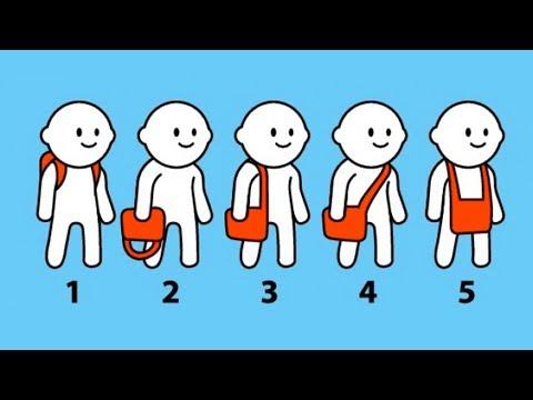 Как носить спортивную сумку