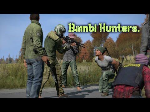 Bambi Hunters DayZ Standalone EP.2