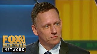Peter Thiel talks anti-conservative bias in Silicon Valley