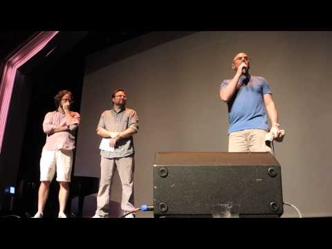 Morning Announcements at the Wednesday Concert of JoCo Cruise Crazy 4