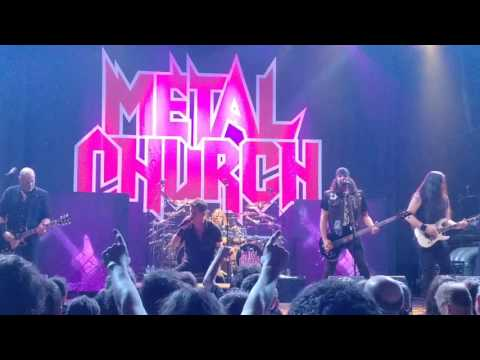 Metal Church - Reset (Live Pratteln 12.05.2016)
