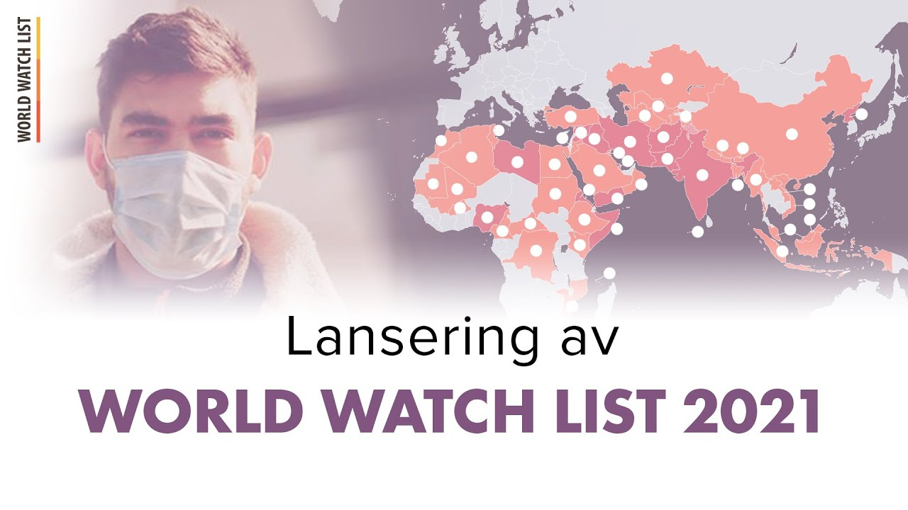 World Watch List 2021