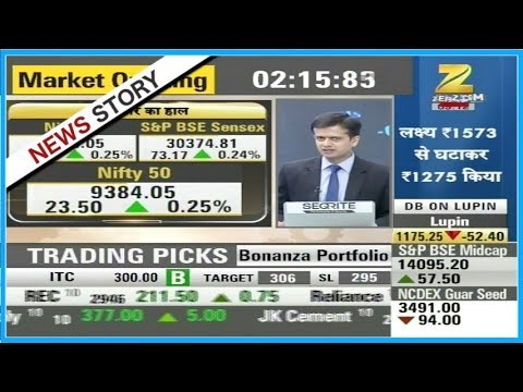 Stocks of Global Vectra, Jain Irrigation, Orient Abrasives etc recommended