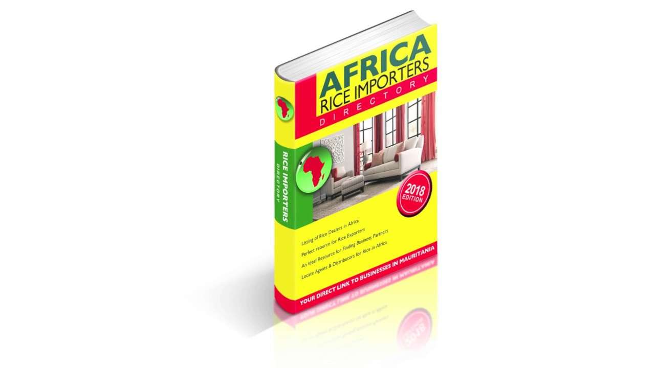 Africa Rice Importers Directory