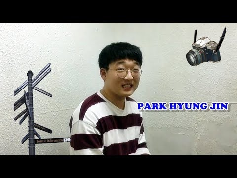 I Can Academy Interview :: Park Hyung Jin  :: Week 1