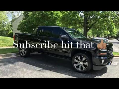 2017 Chevrolet Silverado 1500 Z71 With Kooks 3 Cat Back Exhaust