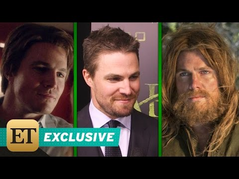 EXCLUSIVE: 'Arrow' Stars Look Back on Oliver Queen's Best Worst and Most Outrageous Hairstyles!