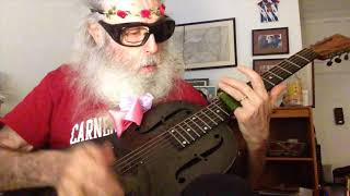 Guitar Lesson. How To Play Bo Diddley Beat In Open D. Who Do You Love. Slide. Strumming. Eye Surgery