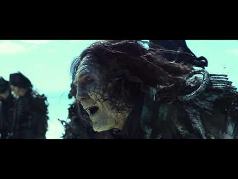 """Captain Salazar says """"Jack Sparrow"""""""