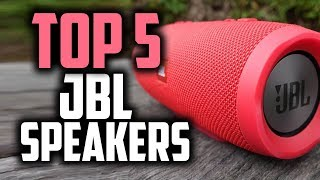 Best JBL Speakers in 2018 - Which Is The Best JBL Speaker?