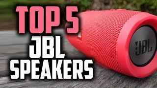 Best JBL Speakers in 2018 - Which Is The Best JBL Speaker?